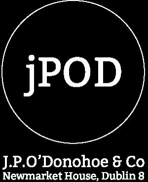 J.P O' Donohoe